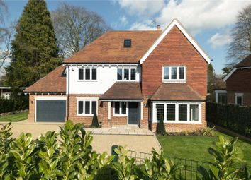 Thumbnail 5 bed detached house for sale in Heath Drive, Walton On The Hill, Tadworth