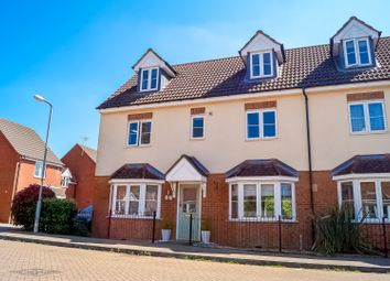 Thumbnail 4 bed semi-detached house for sale in Foxholes Close, Deanshanger