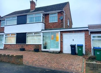 Thumbnail 3 bedroom semi-detached house for sale in Walsall Road, West Bromwich, West Midlands