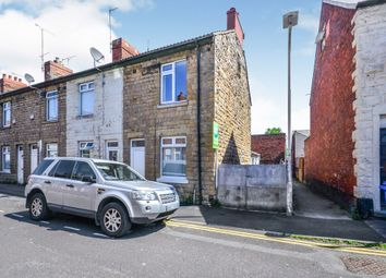 3 bed end terrace house for sale in Welbeck Street, Mansfield NG18