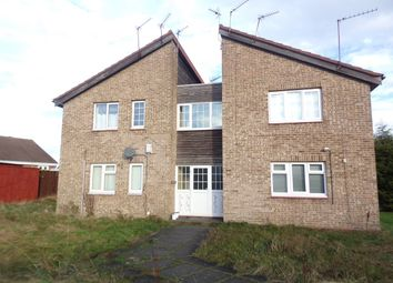 Thumbnail 1 bedroom flat for sale in Slaley Close, Gateshead