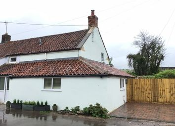 Thumbnail 1 bed cottage to rent in Knowle Lane, Wookey, Wells