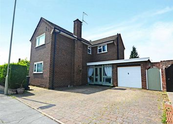 Thumbnail 3 bed detached house for sale in Fairwater Park, Barnwood, Gloucester