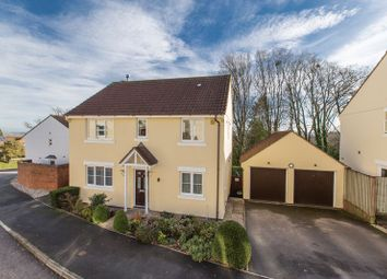 Thumbnail 4 bedroom detached house for sale in Jocelyn Mead, Crediton