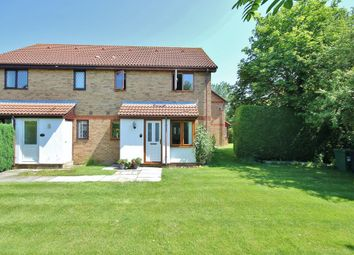 Thumbnail 1 bed terraced house to rent in Kestrel Close, Hartford, Huntingdon