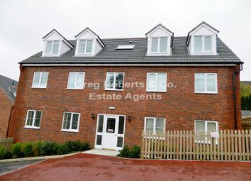 Thumbnail 1 bed flat for sale in Pidwelt Rise, Pontlottyn, Caerphilly County