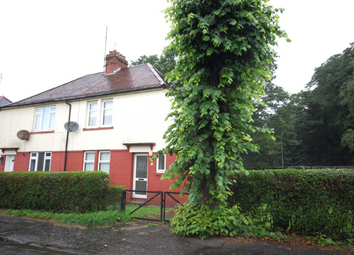 Thumbnail 3 bed semi-detached house to rent in Strowans Road, Dumbarton 2Pd