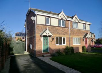 Thumbnail 3 bed semi-detached house to rent in Brodsworth Way, Rossington, Doncaster, South Yorkshire