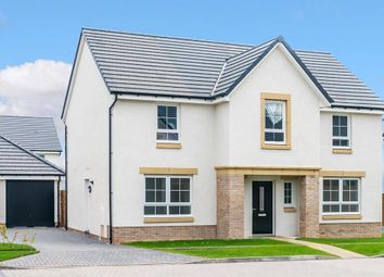 "Thumbnail 4 bed detached house for sale in ""Glenbervie"" at Frogston Road East, Edinburgh"