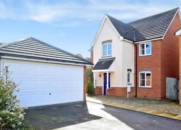 Thumbnail 4 bed detached house for sale in Thistle Drive, Whitstable, Kent