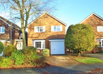 Thumbnail 4 bed detached house for sale in Rectory Close, Marsh Gibbon, Bicester