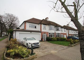 Thumbnail 4 bedroom semi-detached house to rent in The Close, Petts Wood, Orpington