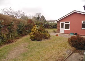 Thumbnail 3 bedroom bungalow to rent in Wren Close, Eaton