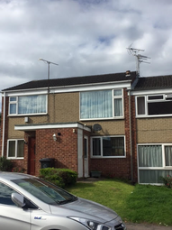 Thumbnail 2 bed flat to rent in Dennis Close, Leicester