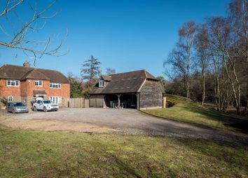 Thumbnail 5 bedroom country house for sale in Maresfield Park, Maresfield, Uckfield