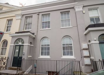 Thumbnail 1 bed flat to rent in Emma Place, Stonehouse, Plymouth
