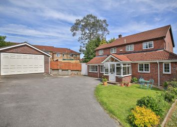 Thumbnail 5 bedroom detached house for sale in Rambler Close, Thornhill, Cardiff