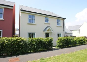 Thumbnail 4 bed detached house for sale in Parks Drive, Plymstock, Plymouth