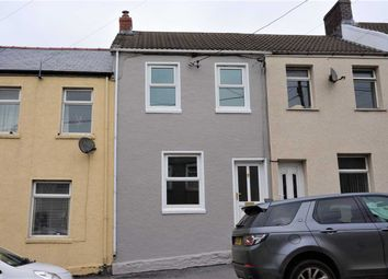 Thumbnail 2 bed terraced house to rent in High Street, Tumble, Llanelli