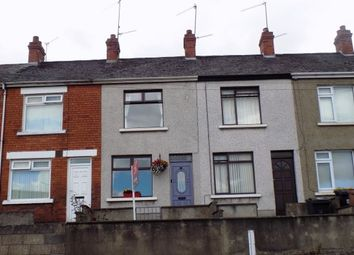 Thumbnail 2 bedroom terraced house for sale in Ridgeway Street, Lisburn