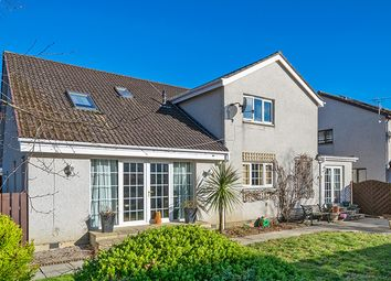 Thumbnail 5 bed link-detached house for sale in Nelfred Terrace, Inverurie