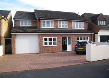 Thumbnail 6 bedroom detached house for sale in Philip Avenue, Nuthall, Nottingham