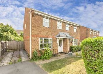 Thumbnail 3 bedroom semi-detached house to rent in Normanton Drive, Oakham