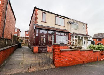Thumbnail 3 bed semi-detached house for sale in Bernice Street, Smithills, Bolton