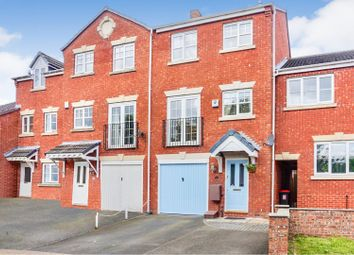 Thumbnail 3 bed terraced house for sale in Tom Morgan Close, Telford