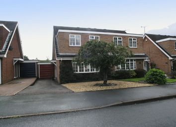 Thumbnail 2 bed semi-detached house for sale in Brierley Hill, Quarry Bank, Dunsmore Drive