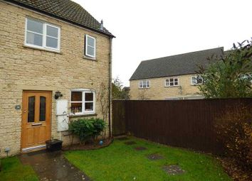 Thumbnail 2 bed semi-detached house to rent in Perrinsfield, Lechlade