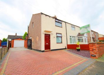 Thumbnail 3 bed semi-detached house for sale in Irwin Road, St. Helens