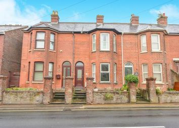 Thumbnail 2 bedroom terraced house for sale in Fairlee Road, Newport