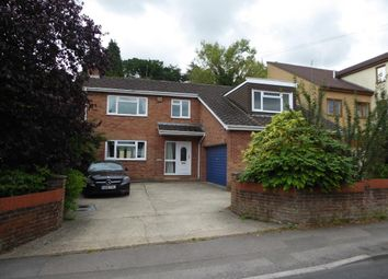 Thumbnail 4 bed detached house to rent in Stroud Road, Tuffley, Gloucester