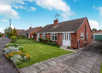 Thumbnail 2 bedroom semi-detached bungalow for sale in Manor Farm Rise, North Leverton, Retford