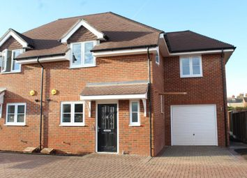 Thumbnail 3 bed property to rent in Mallory Close, Aldershot