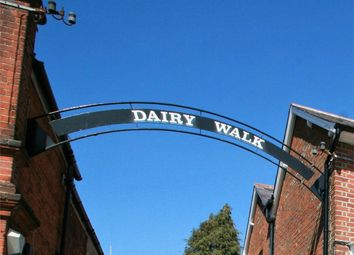 Thumbnail 2 bed flat to rent in Dairy Walk, High Street, Hartley Wintney