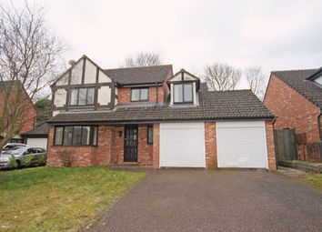 Thumbnail 4 bed detached house to rent in Bloomsfield, Burwell