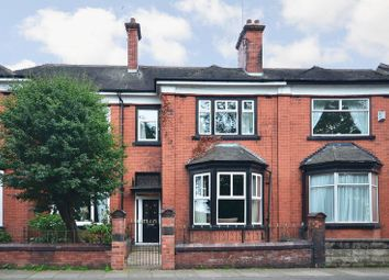 Thumbnail 4 bedroom terraced house for sale in Manor Street, Fenton, Stoke-On-Trent