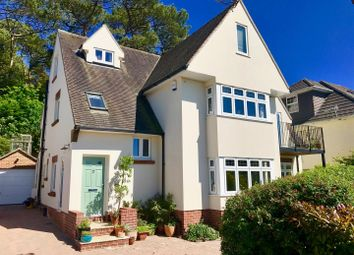 Thumbnail 5 bedroom detached house for sale in Blake Dene Road, Lower Parkstone, Poole