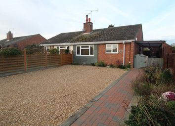 Thumbnail 2 bed semi-detached bungalow to rent in Neve Gardens, West Row, Bury St. Edmunds