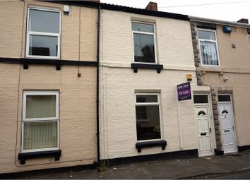 Thumbnail 3 bedroom terraced house for sale in Goosebutt Street, Rotherham