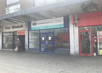 Thumbnail Retail premises to let in 6 Thurlow Street, Bedford, Bedfordshire