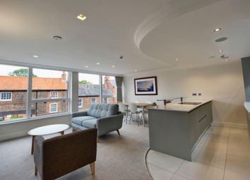 Thumbnail 2 bed flat to rent in St. Saviours Place, York