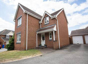 Thumbnail 4 bed detached house for sale in Chambers Grove, Chapeltown, Sheffield