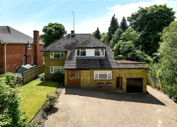 Thumbnail 4 bed detached house for sale in Maywood Drive, Camberley, Surrey