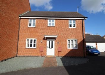 Thumbnail 3 bed end terrace house to rent in Tom Childs Close, Grantham