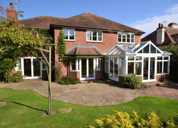 Thumbnail 5 bed detached house to rent in Copp Hill Lane, Budleigh Salterton, Devon