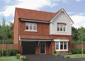 "Thumbnail 4 bed detached house for sale in ""Hollingwood"" at Copcut Lane, Copcut, Droitwich"