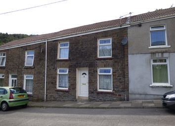 Thumbnail 3 bedroom terraced house for sale in Llewellyn Street, Nantymoel, Bridgend